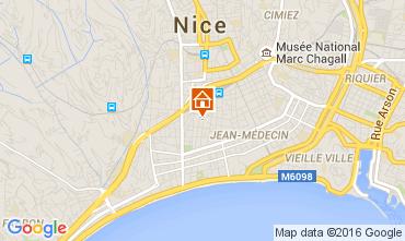 Map Nice Apartment 104348