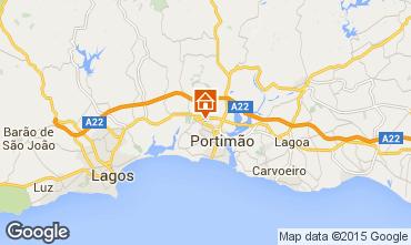 Map Portimão Apartment 74093