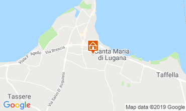 Map Sirmione Apartment 70657