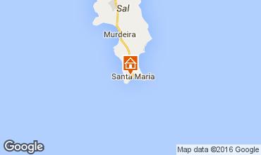 Map Santa Maria Apartment 72314