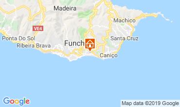Map Funchal House 118021