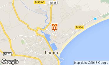 Map Lagos Apartment 76701