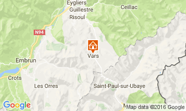 Map Vars Apartment 50452