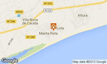 Map Altura Apartment 87221