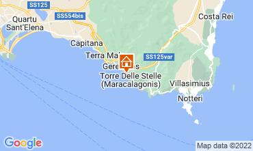 Map Torre delle Stelle Villa 97451