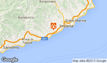 Map Imperia Apartment 86504