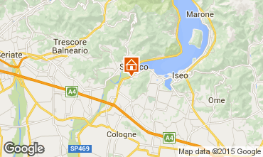 Map Iseo Villa 38515