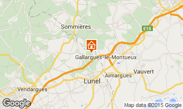 Map Lunel House 85080
