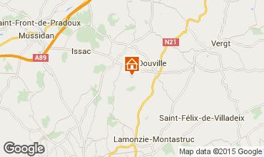Map Bergerac House 73192