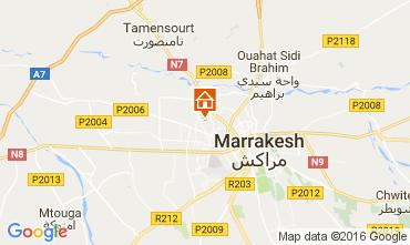 Map Marrakech Villa 56259