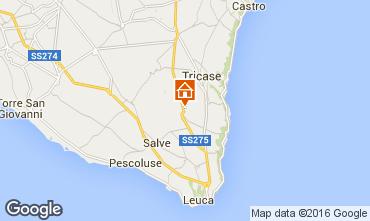 Map Alessano Villa 102609