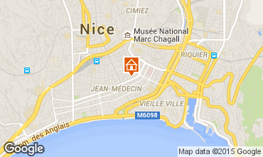Map Nice Apartment 87627