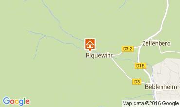 Map Riquewihr Apartment 103935