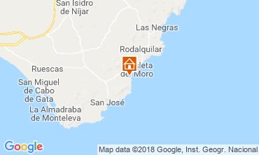Map Níjar Apartment 115761