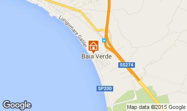 Map Gallipoli Apartment 82852