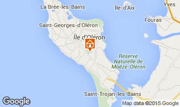 Map Dolus d'Ol�ron House 25009