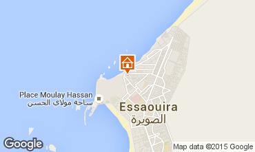 Map Essaouira Apartment 27100