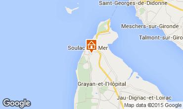 Map Soulac Villa 6726