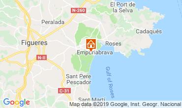Map Rosas House 8284