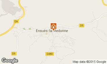 Map Ensues La redonne One-room apartment 11815