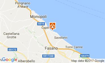 Map Monopoli Apartment 93141