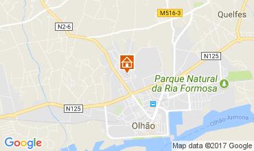 Map Olhão House 111674