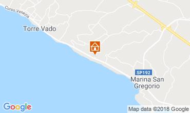 Map Patù Villa 116337