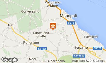 Map Monopoli Villa 75480