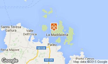 Map  Villa 37144