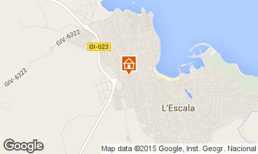 Map L'escala House 81562