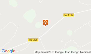 Map Campos Chalet 117303