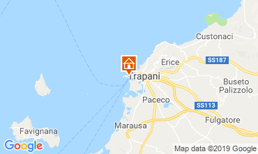 Map Trapani House 45733