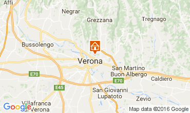 Map Verona Apartment 89824