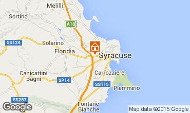 Map Syracuse Villa 99534
