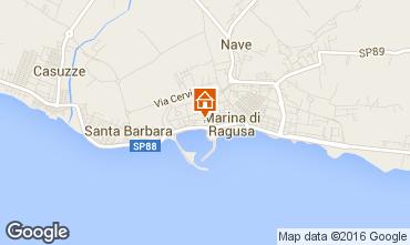 Map Marina di Ragusa Apartment 103248