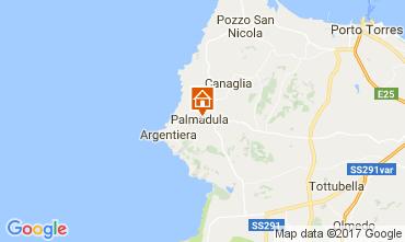 Map Palmadula Apartment 67972