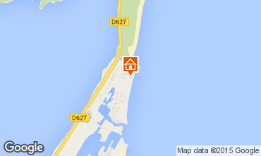 Map Port Leucate Apartment 94773