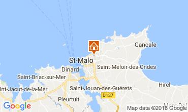 Map Saint Malo House 111622