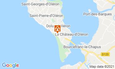 Map Dolus d'Ol�ron Villa 51142