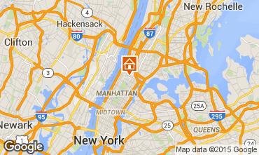 Map New York City Apartment 100494