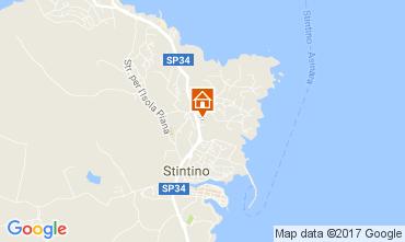 Map Stintino House 45716