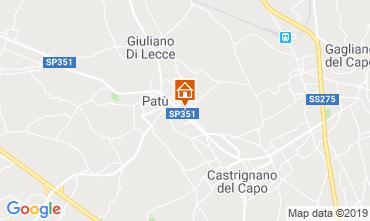 Map Santa Maria di Leuca One-room apartment 77551