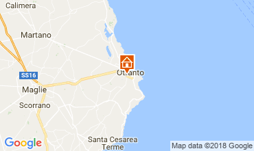 Map Otranto House 113428