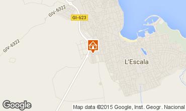 Map L'escala House 11449
