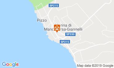 Map Gallipoli Apartment 115828