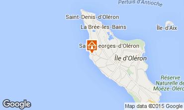 Map Saint Georges d'Ol�ron House 15657