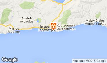 Map Ierapetra Apartment 34430