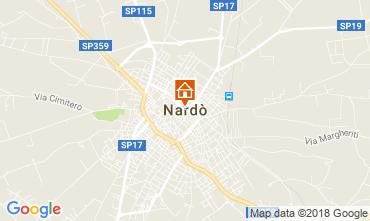 Map Nardò Villa 114432
