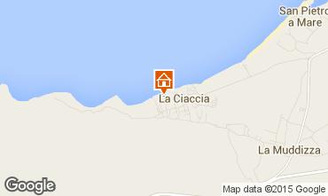 Map Valledoria Apartment 68457