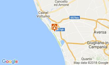 Map Caserte Villa 115131